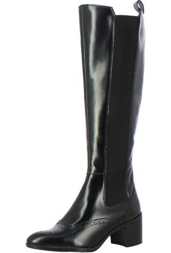 Saint G Leather Long Boots For Women